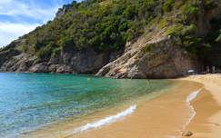 Tossa de Mar közelében - Spanyolország
