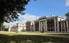 Anglia, London, Greenwich - Királyi Tengerészeti Főiskola