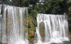 Bosznia-Hercegovina, Jajcei vízesés