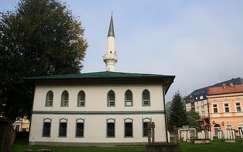 Bosznia-Hercegovina, Travnik - Hadzsi Ali bég-dzsámi