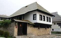 Bosznia-Hercegovina, Travnik - Az irodalmi Nobel-díjas Ivo Andriæ szülőháza