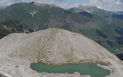 Hintertux gleccser,Ausztria