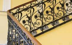 belső tér lépcső