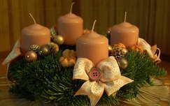 Advent, gyertya