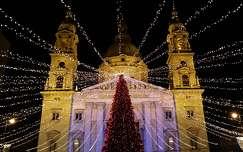 Budapest Bazilika 2016 december