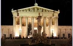 Ausztria, Bécs - Parlament