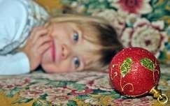 A karácsony bűvöletében...