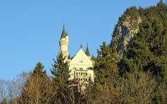 neuschwanstein kastély alpok várak és kastélyok németország