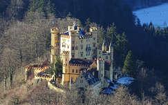 hohenschwangau alpok várak és kastélyok németország