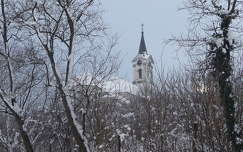 templom tél óra