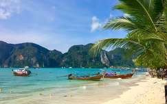 Thaiföld,Phi Phi szigetek