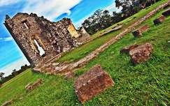 Szent András templomrom