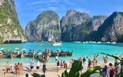 Maya Bay, Thaiföld