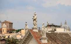 Olaszország, Róma - Santa Francesca Romana templom