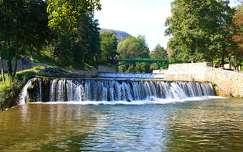 Bosznia és Hercegovina, Jajce - Pliva folyó