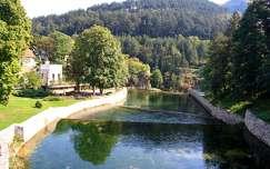 Bosznia és Hercegovina, Jajce - Pliva-folyó