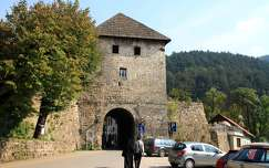 Bosznia és Hercegovina, Jajce - Travniki kapu