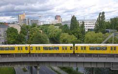 Kilátás a Technikai Múzeumból, Berlin