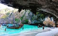 Thaiföld ,Maya Bay
