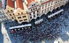 Csehország, Prága - Főtér