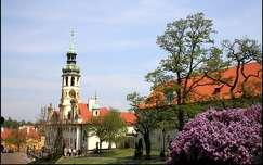 Csehország, Prága - Loretói Szűz Mária-templom