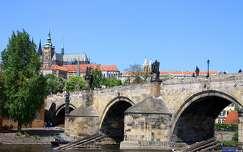 Csehország, Prága - Károly-híd