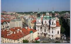 Csehország, Prága - Szent Miklós-templom