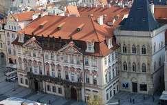 Csehország, Prága - Goltz-Kinsky palota