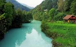 Soca folyó Slovénia