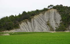 Erózió a Pireneusokban, Spanyolország