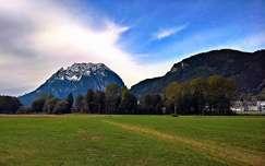 ősz hegy