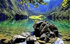 Német Alpokban