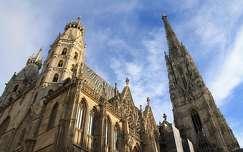 Ausztria, Bécs - Szent István-templom