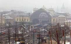Budapest, Keleti pályaudvar