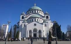 Temple Szent Száva, Belgrád