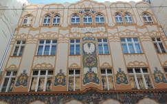 Budapest,Szecessziós iskolaépület