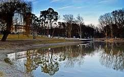 Debrecen Nagyerdő Békás tó