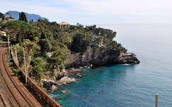 Ligur tenger, Olaszország