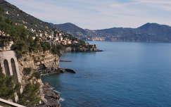 Ligur tenger , Olaszország