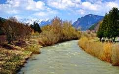 Tavaszodik az Alpokban