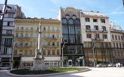 Budapest, Szervita tér