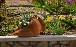 tavaszi virág virágcsokor és dekoráció tavasz