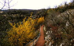 Aggteleki kilátónál, Aggteleki Nemzeti Park