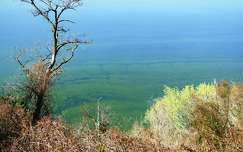 A Balaton színe a Szaplonczay Sétányról Fonyód