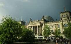 Németország, Berlin - Bundestag