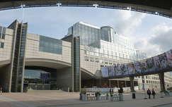 EU Parlament, Brüsszel