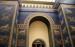 Németország, Berlin - Pergamon Múzeum, Istár-kapu