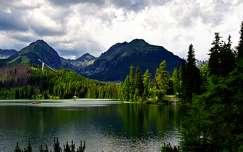 Csorba-tónál