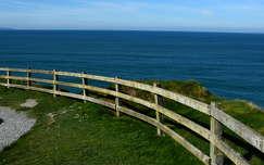 tenger kerítés írország