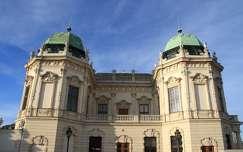 Ausztria, Bécs - Felső-Belvedere